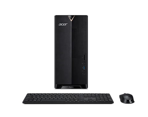 Aspire TC PC de Bureau | TC-886 | Noir